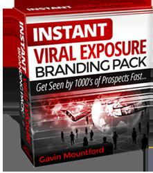 Instant Viral Exposure Branding Pack