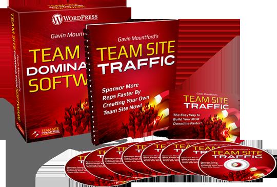 Team Site Traffic